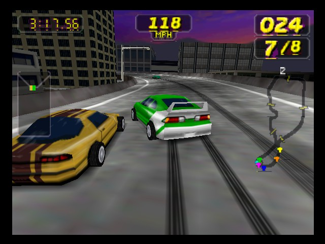 Rush 2 - Extreme Racing USA - I